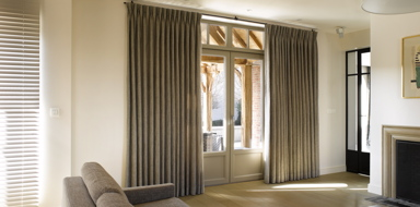 raamdecoratie en interieurtexttiel interieurbogaertbe